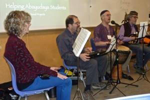 music of the Jews of Uganda